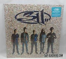 311  MOSAIC  Limited Edition Clear Vinyl  RARE  SEALED  MINT  2-LP w/ Download