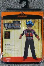 NIP ~Transformers Optimus Prime Costume ~ Toddler Boys Costume  Dress Up Mask