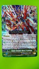 Cardfight!! Vanguard SUPER COSMIC HERO, X-CARIVOU G-BT07/018EN RR WORLDWIDE
