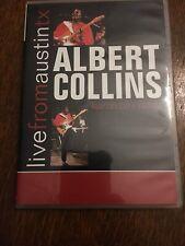 Albert Collins - Live From Austin, Tx Austin City Limits Dvd