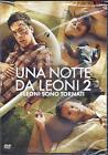 Dvd Video **UNA NOTTE DA LEONI 2 ~ I LEONI SONO TORNATI** nuovo sigillato 2011