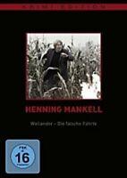 WALLANDER: DIE FALSCHE FÄHRTE (HENNING MANKELL) DVD NEW