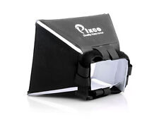 Universal Square Diffuser Soft Box for External Flash Pixco Speedlite UK SELLER