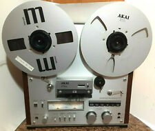 Akai Gx-620.Reel-to-Reel. 2 Channel - 4 Track Analog Tape Recorder