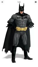 Rubie's  Adult Collector's Edition Batman Mascot Costume, Cosplay Fancy Dress