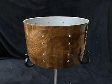 Gretsch 80s Vintage 8x14 Snare Drum Shell 1983 Anniversary Walnut Burl New NOS