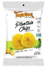 Tropicmax Plantain frites 71 g-Citron (pack de 24)