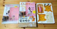 Otona no Kagaku Magazine Radio Wave Flip Clock Gakken Mook 2013 F/S From Japan
