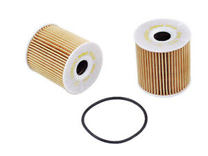 For Volvo S60 XC90 S80 V70 C70 Engine Oil Filter 2.4L Mahle OX149DECO 1275811