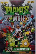 Plants Vs. Zombies Lawnmageddon by Paul Tobin, Ron Chan
