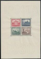 Briefmarken aus dem deutschen Reich (1933-1945 Block Postfrische)