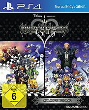 Kingdom Hearts HD 1.5 & 2.5 Remix (Sony PlayStation 4, 2017)