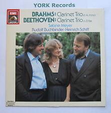 ASD 1467841 - BRAHMS / BEETHOVEN - Clarinet Trios  MEYER / SCHIFF - Ex LP Record