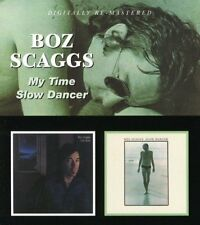 Boz Scaggs - My Time / Slow Dancer (2008)  CD  NEW/SEALED  SPEEDYPOST
