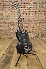 Vintage E-Gitarre 70er Gitarre IBANEZ JAPAN Schwarz AC/DC Gibson SG