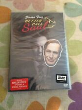Better Call Saul Season 4 DVD