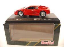 Detail Cars art. 320 Ferrari 512 M 1995 1/43 neuf inbox/en boîte MIB