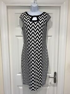 Ladies ROMAN Midaxi Stretch Dress Size 12