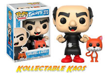 The Smurfs - Gargamel with Azrael Pop! Vinyl Figure