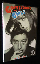 GAINSBOURG AND HIS GIRLS DVD Serge 2010 documentary Jane Birkin Francoise Hardy