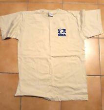 T shirt publicitaire neuf MBK A New World Motobécane Années 1990