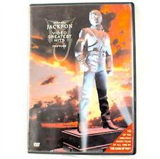 Michael Jackson Video Greatest Hits DVD Movie