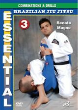 Essential Brazilian Jiu Jitsu Vol. 3 (Combinations & Drills)