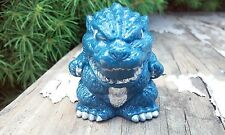 SD Godzilla (1991) Figure Godzilla Great Illustrated Collection 2 Set Bandai