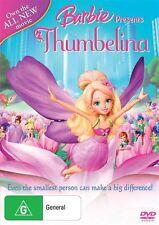 Barbie: Thumbelina - Conrad Helten DVD NEW
