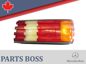 Mercedes 300SD 420SEL 1980-1991 Tail Light Right 1268201264
