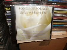 Glasgow Phoenix Choir - Songs of Solace (Softly As I Leave You, 2010)