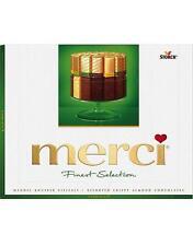 MERCI Finest Selection Almond Crunchy Diversity Chocolate Sticks 250g 8.8oz