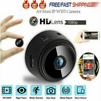 2020 Mini Camera Wireless Wifi IP Home Security 1080P DVR Night Vision Remote