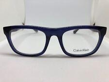 af4d5ed12 Nova Calvin Klein CK5925 414 Armação Para Óculos Azul Marinho 52.20.140