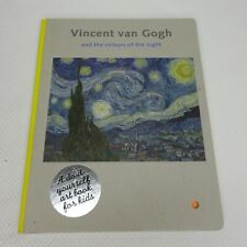 Vincent Van Gogh Museum Colours Of The Night Art Book Do It Yourself Kids