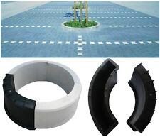 Circolari in cemento bordatura plant pot PAVIMENTAZIONE GIARDINO soletta Pavimento Piastrella mould9
