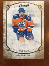 2015-16 UD Champs Gold Parallel #227 Taylor Hall