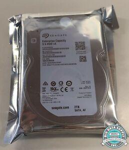 """Seagate, ST2000NM0024 Enterprise Capacity 2TB 3.5"""" SATA HDD, P/N 1HT174-005"""