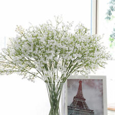 Home Wedding Decor Artificial Baby's Breath Gypsophila Silk Flowers Bouquet