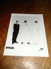 IPPU DO / MASAMI TSUCHIYA PROMO PHOTO (Sylvian / Karn / YMO / Yellow Magic )