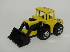 Matchbox Superfast No 29 Tractor Shovel Thomae Mucosolvan Rare V N Mint Unboxed