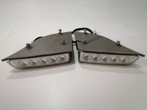 Genuine 2008-2013 JDM Nissan GTR R35 LED DRL Day Running Light Foglight Lamp