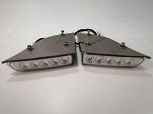 Genuine 2008-2013 JDM Nissan GTR R35 LED DRL Day Running Light Foglight Lamp