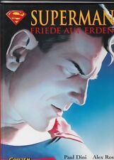 Superman la paz en la tierra HC + Lim-Alex Ross-carlsen 1999-z. 1 -/1-2