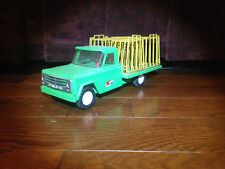 Vintage Structo Animal Kennel Truck