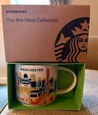 Starbucks Mug - Manchester - 'You Are Here' Collection - New - Boxed - with SKU