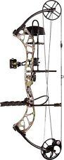 Nuevo Bear Archery salvaje rth 70# RH Paquete de Arco Camo Realtree Xtra