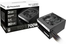 Thermaltake TR2 Series 700 W 80 Plus Certified Active PFC Power Supply Unit -