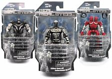Real Steel 3 boxes figures Twin Cities Zeus Atom Free Shipping