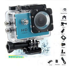 HD 1080 Gopro Sport Action Mini Underwater Camera Waterproof Cam Screen Color